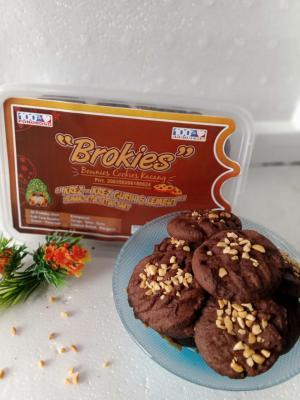Bronis cokies kacang