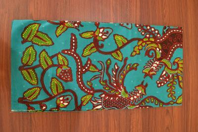Batik Motif Jago