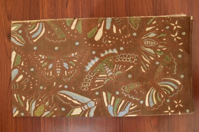 Batik Motif Kupu - kupu