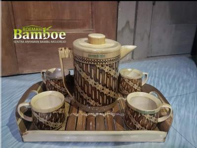 Gelas Bamboe