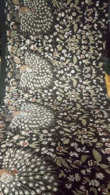 batik Tulis motif merak kasmaran